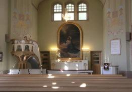 Konserttisarjat Betel-kirkossa jatkuvat syyskaudella